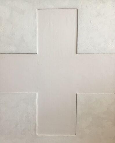 Chris Esposito, 'Form No.18 (white plaster)', 2019