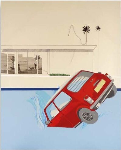 Anibal Vallejo, 'A BIGGER SPLASH', 2011