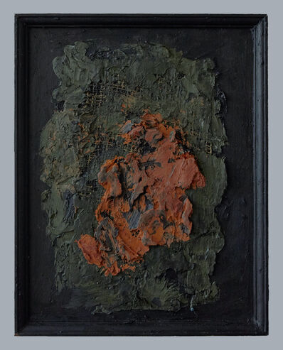 Thaddeus Radell, 'Portrait Study I', 2016-2019