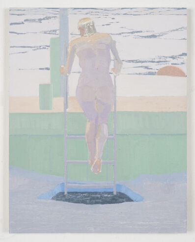 Michael Meehan, 'Ice Bather; Crisp Day', 2015