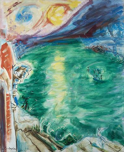 André Masson, 'Lieu lagunaire I', 1967