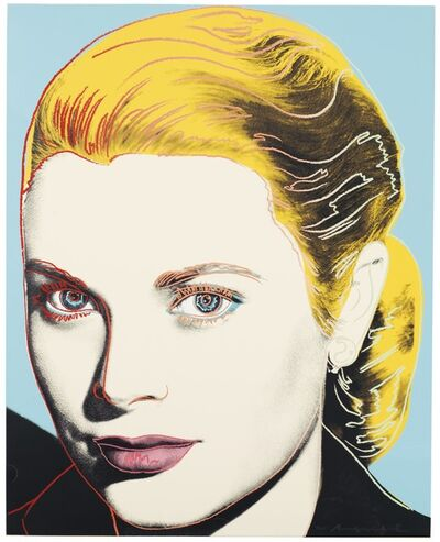 Andy Warhol, 'Grace Kelly ', 1984