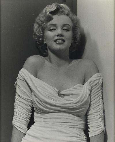 Philippe Halsman, 'Marilyn Monroe.', 1981