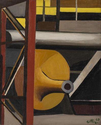 Renato Guttuso, 'Acciaierie (Terni)', 1949