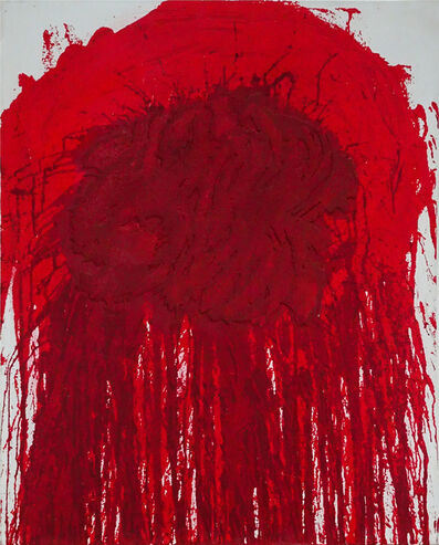 Hermann Nitsch, 'IV', 2019