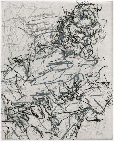 Frank Auerbach, 'Ruth', 1994