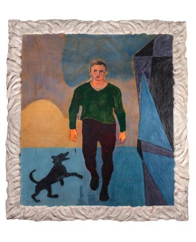 Sandro Chia, 'Fuori strada', 2007
