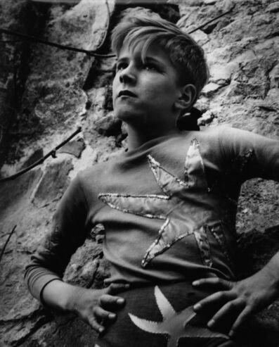Lucien Clergue, 'Acrobate', 1955