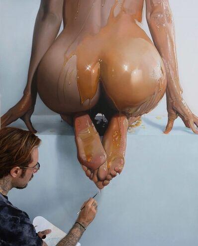 Mike Dargas, 'Shape of Honey'