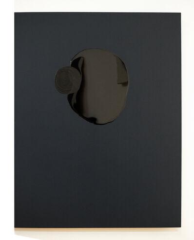 Tony Vazquez-Figueroa, 'Black Mirror Painting M1', 2020