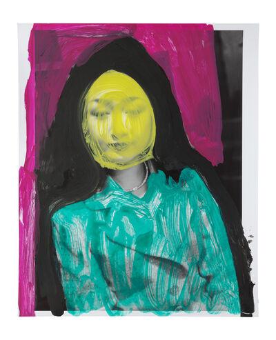 Nobuyoshi Araki, 'Alluring Hell ( unique piece)', 2008