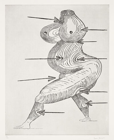 Louise Bourgeois, 'Sainte Sébastienne', 1992