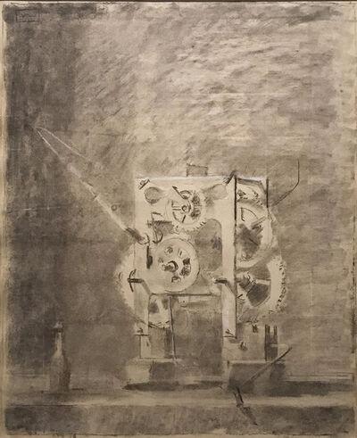 Walter Murch, 'Clock Mechanism', 1950