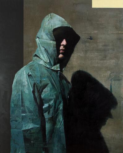 François Bard, 'Sous la pluie', 2019