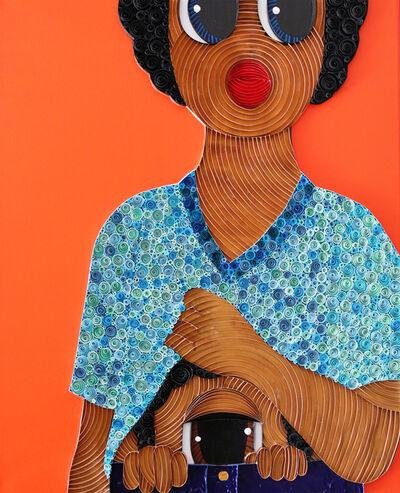 Ayobola Kekere-ekun, 'Hide but never seek II', 2021