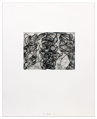 Brice Marden, 'After Botticelli I', 1992-1993