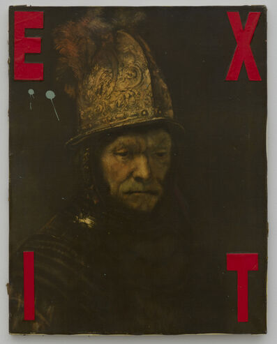 Brenna Youngblood, 'Rembrandt: EXIT', 2012