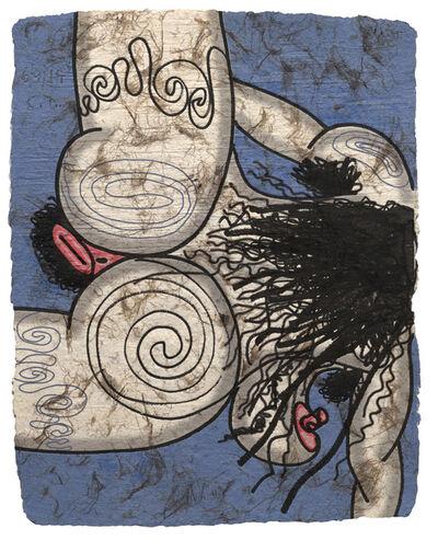 Carroll Dunham, 'Untitled (6/9/14)', 2014