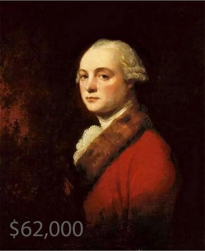 George Romney, 'Portrait of John Kenwich, Jr.', 1779