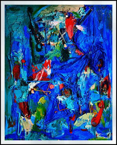Costel Iarca, 'Mysthic Figure', 2016