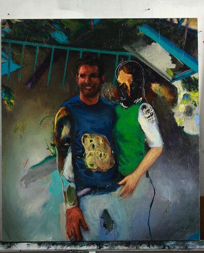 Szabolcs Veres, 'Steely Glance', 2013