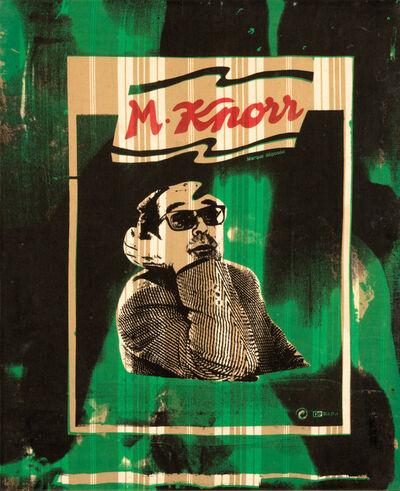 Invader, 'M. Knorr', 1996
