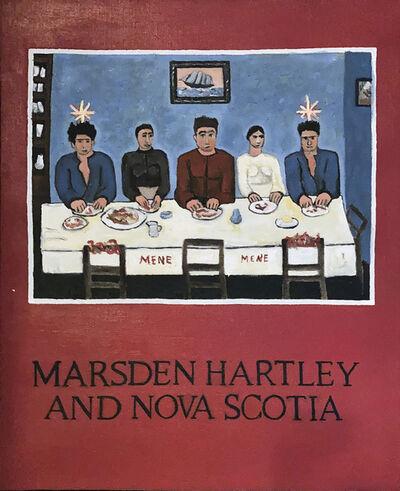 Leidy Churchman, 'Red Marsden', 2015