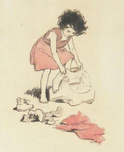 JESSIE WILLCOX SMITH, 'Introducing Heidi', 1922