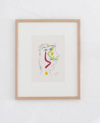 Pablo Picasso, 'Le goût du bonheur', 1970