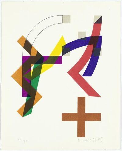 Gottfried Honegger, 'Untitled'