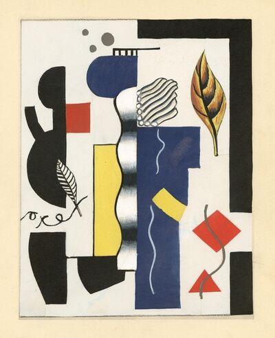 Fernand Léger, 'Objets dans l'espace', 1928
