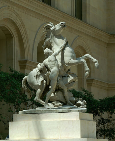 Nicolas Coustou, 'Cheval de Marly (Horse of Marly)', 1739-1745