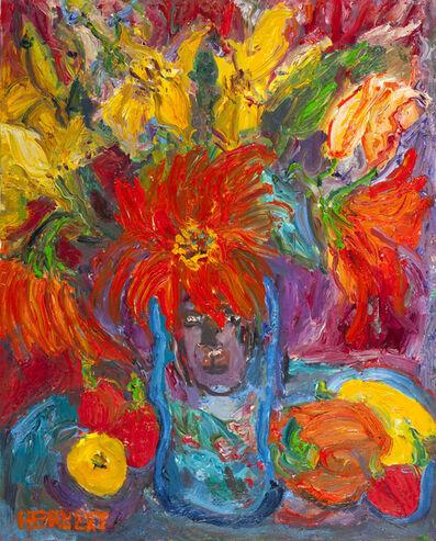 Betty Herbert, 'Flowers, Peppers and Gauguin', 2002