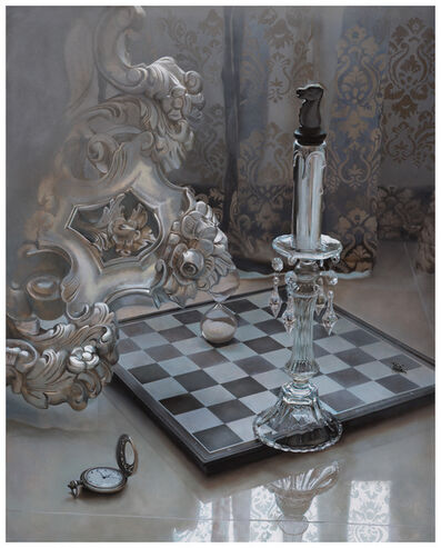 YU SHENG-RUEI 余昇叡, 'Collection Illuminating No. 3 Unbalance's Sumptuous    發光研究No. 3 失衡華麗', 2015
