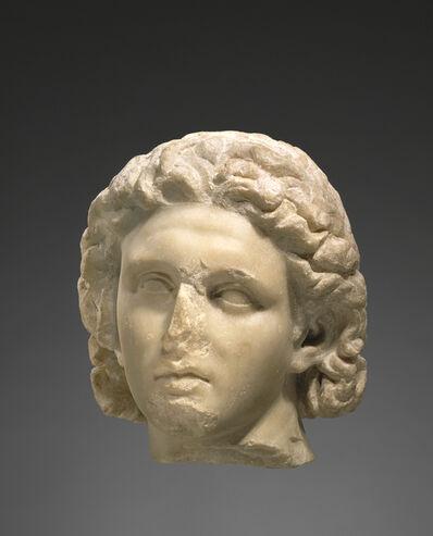 'Portrait of Alexander the Great', ca. 320 BCE