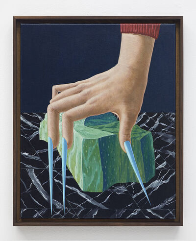 Kevin Christy, 'Nails', 2021