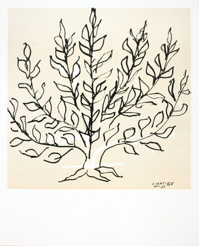 Henri Matisse, 'Le Buisson II', (Date unknown)