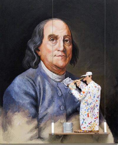 Stephen Hansen, 'Benjamin Franklin (Duplessis) ', 2015