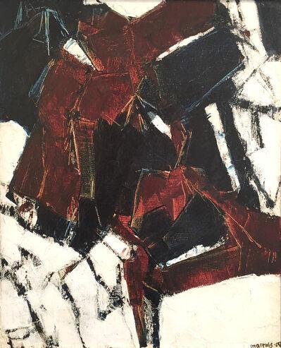 Marcelle Maltais, 'Perle', 1958