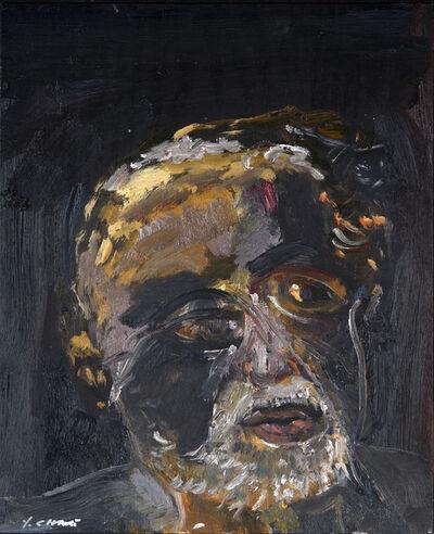 Yehouda Chaki, 'Self Portrait Study 1720', 2017