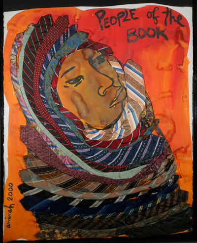Aminah Brenda Lynn Robinson, 'People of the Book: Jericho Girl', 2000