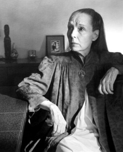 Horst P. Horst, 'Louise Brooks', 1982