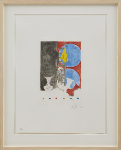 Jasper Johns, 'Untitled', 2012