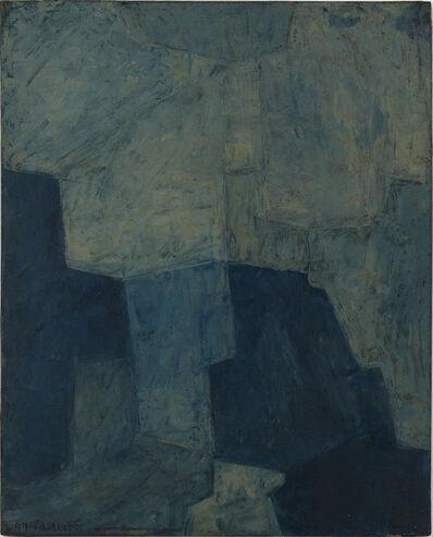 Serge Poliakoff, 'Composition Abstraite (Bleu et gris bleu)', 1962