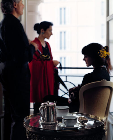 Neil Folberg, 'The Balcony, after Manet', 2003
