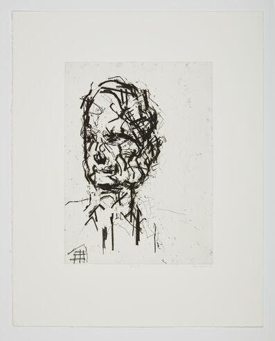 Frank Auerbach, 'David', 2007