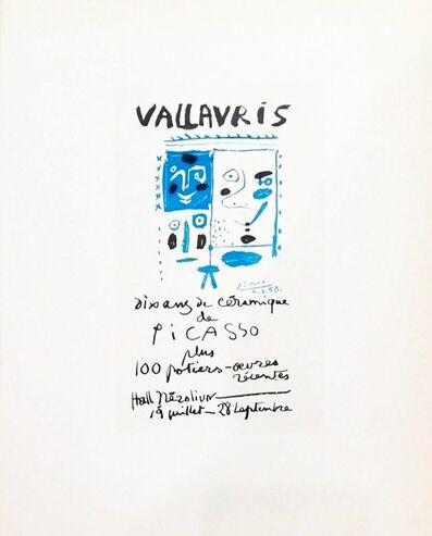 Pablo Picasso, 'Vallauris - Dix Ans De Céramiques', 1959