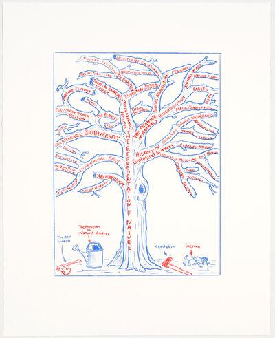 Mark Dion, 'Tree Scheme', 2009