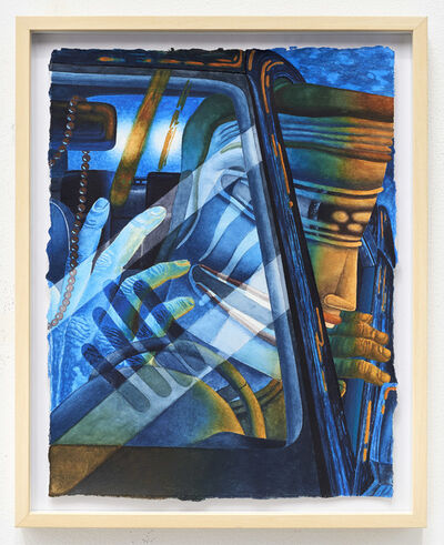 Samual Weinberg, 'Traffic Action', 2019