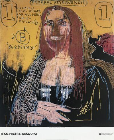 Jean-Michel Basquiat, ' Mona Lisa ', 2002